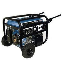 Generator Motoyama Diesel Model SPG8800E2