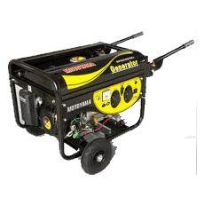 Generator Motoyama Diesel Model SPG