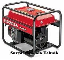 Harga Genset Honda 600,720,800,2700,3000,5500 watt