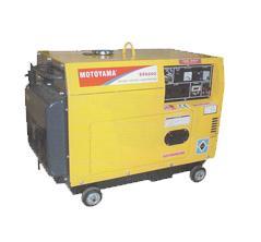 Generator Motoyama Silent Diesel