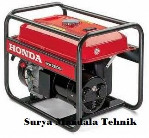 Genset Power By Honda