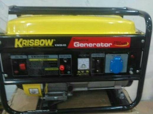 Genset Krisbow 2700 Watt